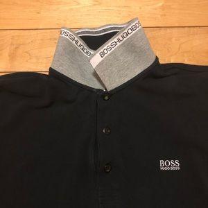 Hugo Boss Shirts - HUGO BOSS man modern Fit polo